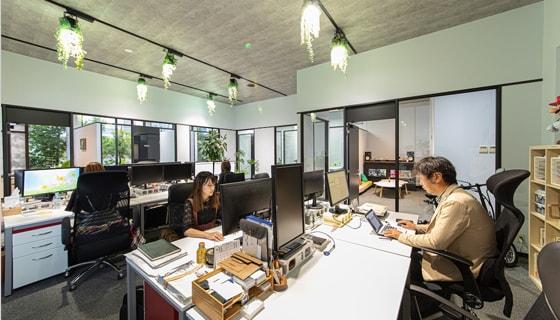 1階オフィス