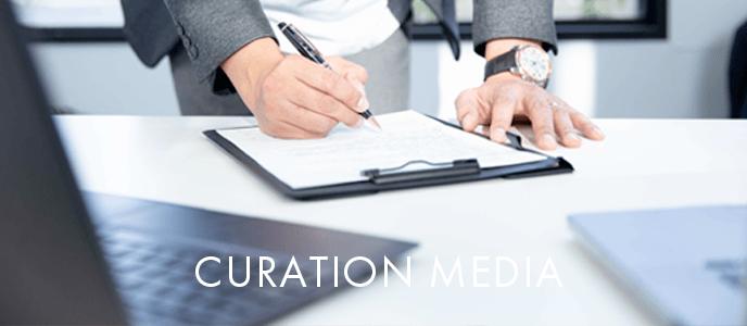 CURATION MEDIA キュレーションメディア