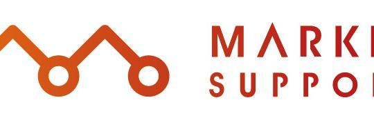 Market Supportロゴ制作