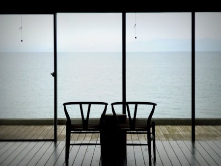 海を見ていた午後