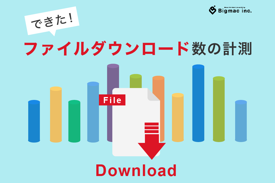 did it! Measuring the number of file downloads