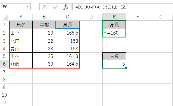 Calculation count function06