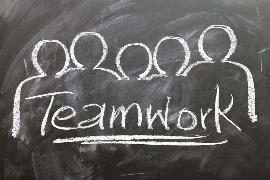 チームワークを発揮させるためのポイント