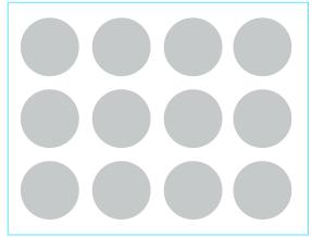 パターン化のイラスト