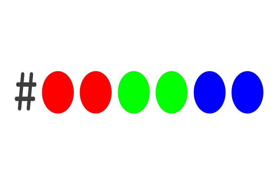 カラーコードの配列と意味について