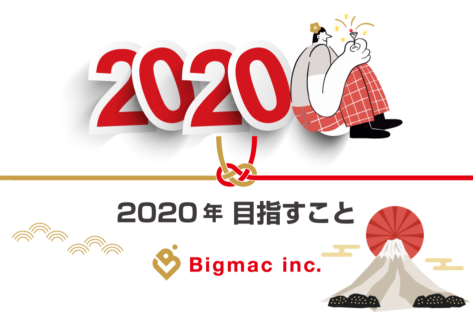 2020年目指すこと