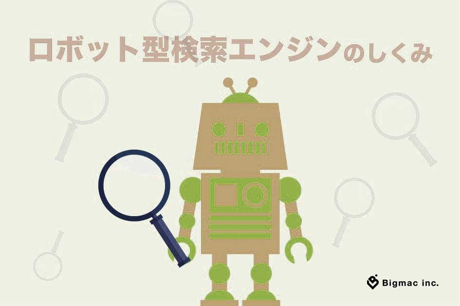 ロボット型検索エンジンのしくみ