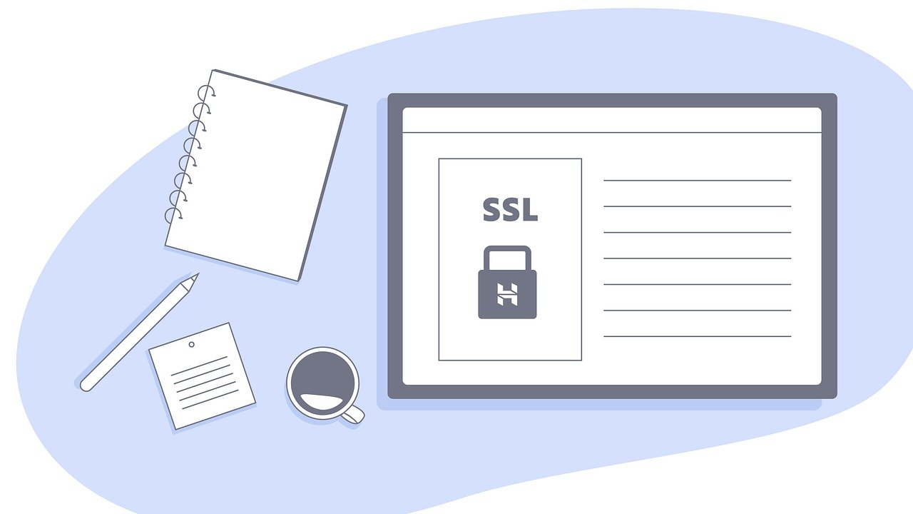 SSL化はWebサイトの信頼度を高めるために必須