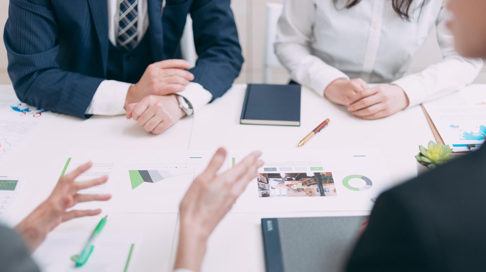 4つの営業プロセスを理解しよう
